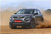 Tata Harrier diesel-automatic review, test drive