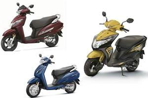 2020 Honda Activa 6G, 125, Dio recalled