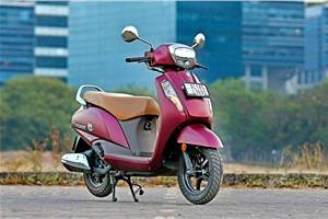 Suzuki stand-out performer in April-February 2020