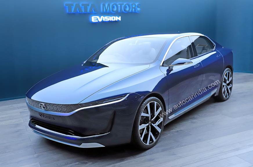 Tata EVision concept from Geneva 2019 hinted at the futur...