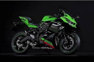 New Kawasaki Ninja ZX-25R teaser hints at excellent performance