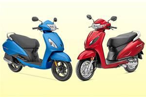 Honda Activa 6G vs BS6 TVS Jupiter: Specifications comparison