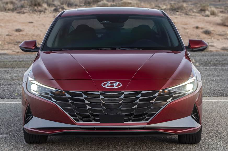 All-new Hyundai Elantra sedan makes world premiere in the ...