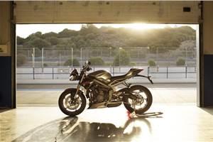 Next-gen Triumph Street Triple RS launch on March 25