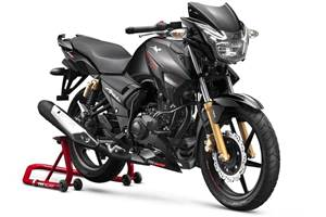 BS6 TVS Apache RTR 180 priced at Rs 1.01 lakh
