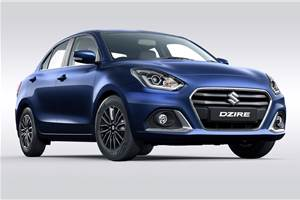 Maruti Suzuki Dzire facelift launched at Rs 5.89 lakh