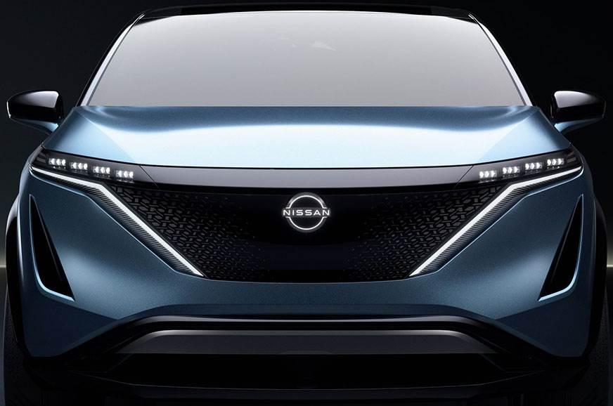 2019 Nissan Ariya Concept.