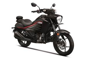 BS6 Suzuki Intruder launched at Rs 1.20 lakh