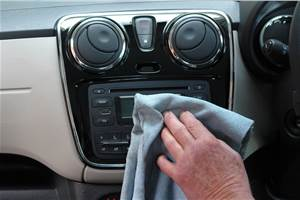 How to disinfect your car: 6 steps to follow