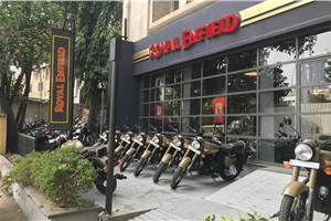 BS4 Royal Enfield models sold out