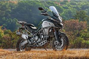Ducati Multistrada 1200 Enduro available at Rs 16 lakh
