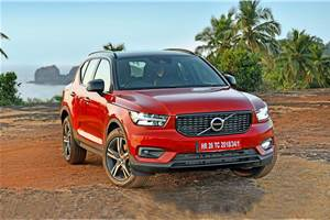 Volvo recalls nearly 1,900 cars in India