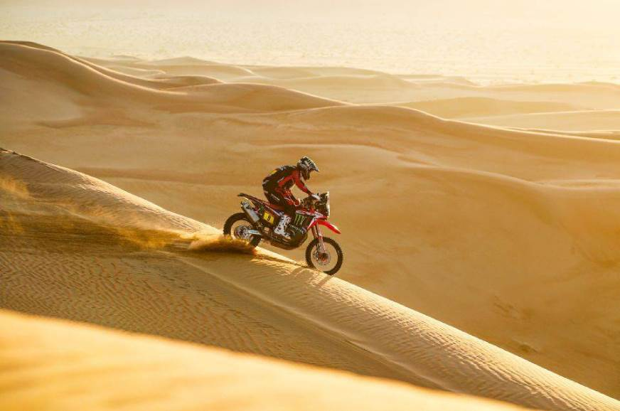 Dakar Rally to become safer for riders