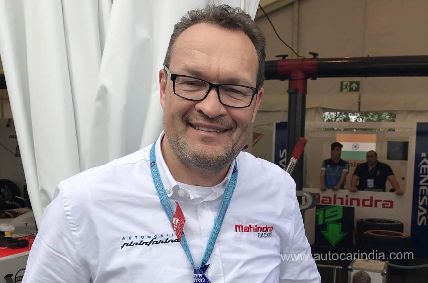 Michael Perschke.