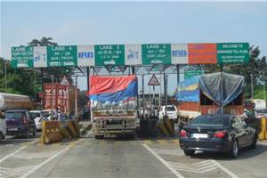 Toll collection on National Highways suspended