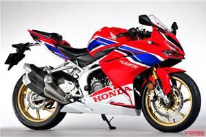 2020 Honda CBR250RR details revealed