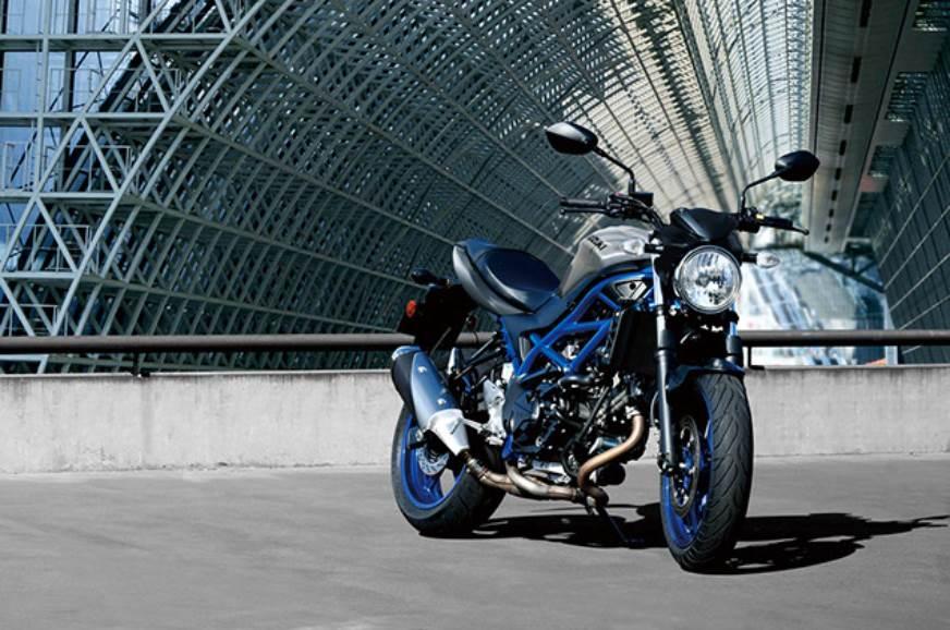 2020 Suzuki SV650 unveiled