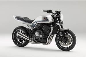 998cc Honda CB-F concept revealed