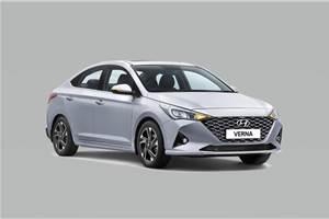 Hyundai Verna facelift launched at Rs 9.31 lakh