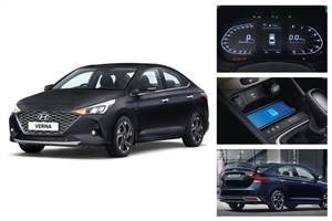 Hyundai Verna facelift gets 8 segment-first features
