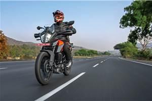 KTM 390 Adventure review, road test