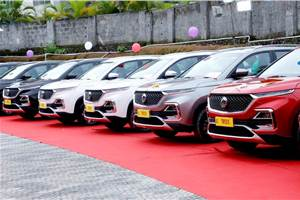 MG Motor India posts sales growth in March 2020