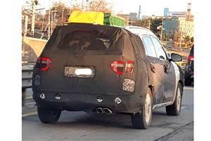 7-seat Hyundai Creta to get unique rear styling