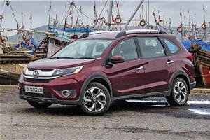 Honda pulls the plug on BR-V in India
