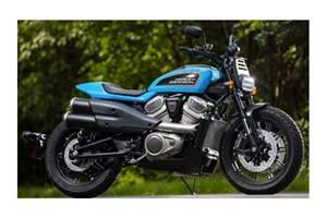 New Harley-Davidson flat-track, cafe-racer concepts leaked