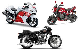 Listed: All motorcycles and scooters discontinued in the BS6 era