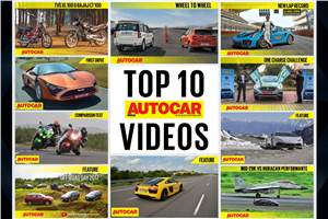 Top 10 Autocar India videos you must watch