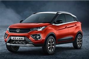 Sunroof-equipped Tata Nexon XZ+(S) launched at Rs 10.10 lakh