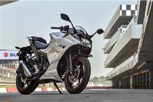 Suzuki 2-wheeler sales dip in March 2020