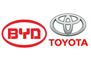 Toyota and BYD joint venture to begin next month