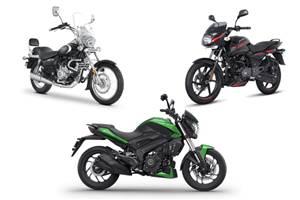 Bajaj BS6 bikes prices listed