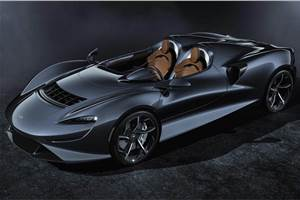 McLaren Elva production run reduced to 249 units