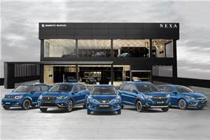 Nexa range accounts for 18 percent of Maruti Suzuki's 2019 sales