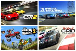 Top 5 racing games you can play on your smartphone