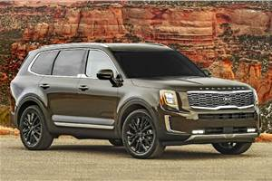 Kia Telluride crowned World Car of the Year 2020