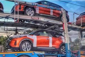 Nissan Kicks facelift seen undisguised ahead of reveal