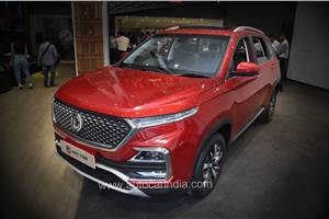 BS6 MG Hector diesel priced from Rs 13.88 lakh