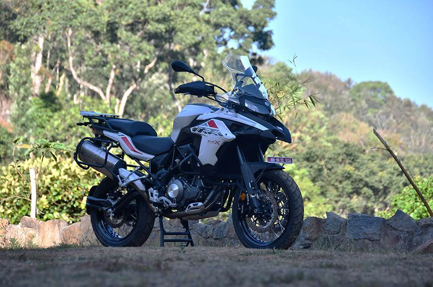 Benelli TRK 502, 502X could get full-colour LCD displays