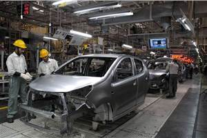 Auto manufacture not included in new list of activities allowed during lockdown