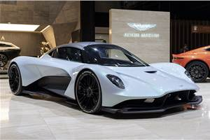 Aston Martin Valhalla's hybrid V6 to replace AMG V8 in carmaker's models