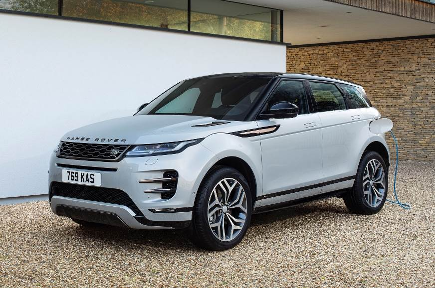 Land Rover unveils Discovery Sport and Evoque plug-in hyb...