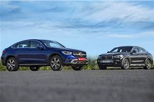 Why BMW and Mercedes-Benz were nearly level on sales in Q1 2020