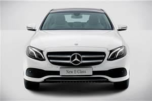E 350d rejoins Mercedes-Benz E-class range with new diesel engine