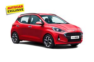 BS6 Hyundai Grand i10 Nios diesel mileage rated at 25.1kpl