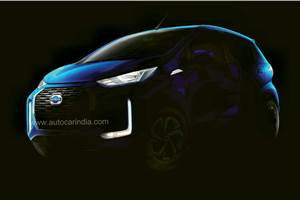 Datsun Redigo facelift teaser reveals design changes