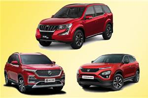 BS6 Mahindra XUV500 vs rivals: Price comparison